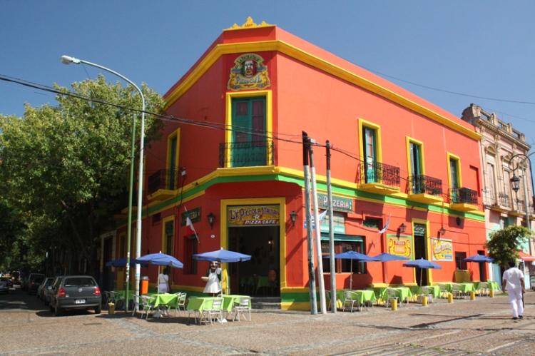 El Caminito, Bairro La Boca | Buenos Aires (2011)