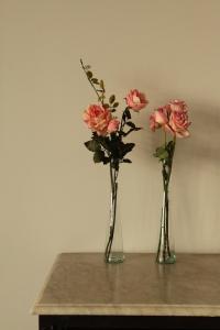 O par de rosas