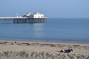 Praia de Malibu | Califórnia (2012)